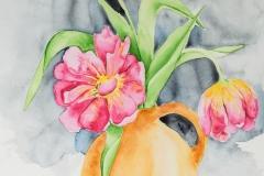 008 - Tulpen in december