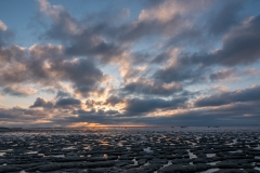 Waddenzee bij Paesens-Moddergat